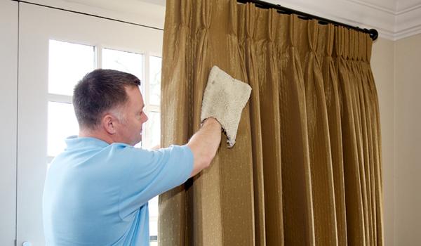 Giặt màn cửa TPHCM | Giặt rèm cửa giá rẻ quận 12